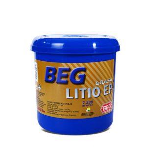 Grasa BEG LITIO EP