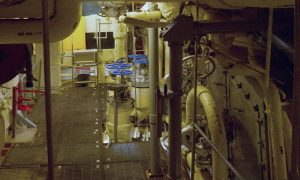 Aceites lubricantes para motores marinos
