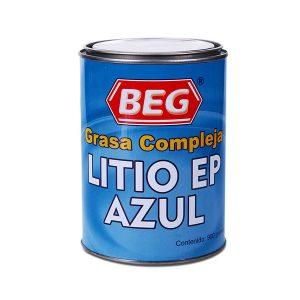 Grasa BEG Compleja de Litio EP Azul